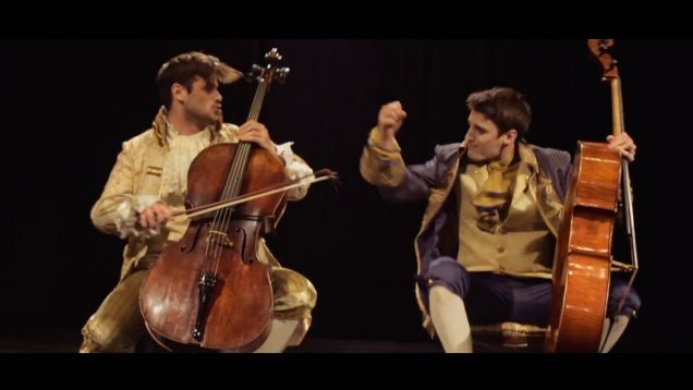2CELLOS – Thunderstruck [OFFICIAL VIDEO]